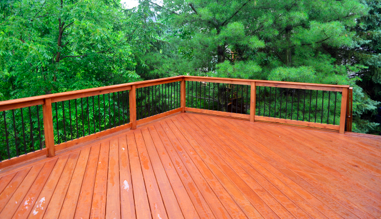wood decks keowee